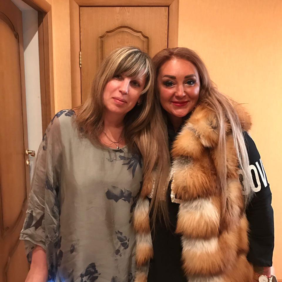 Арина Ласка март 2017
