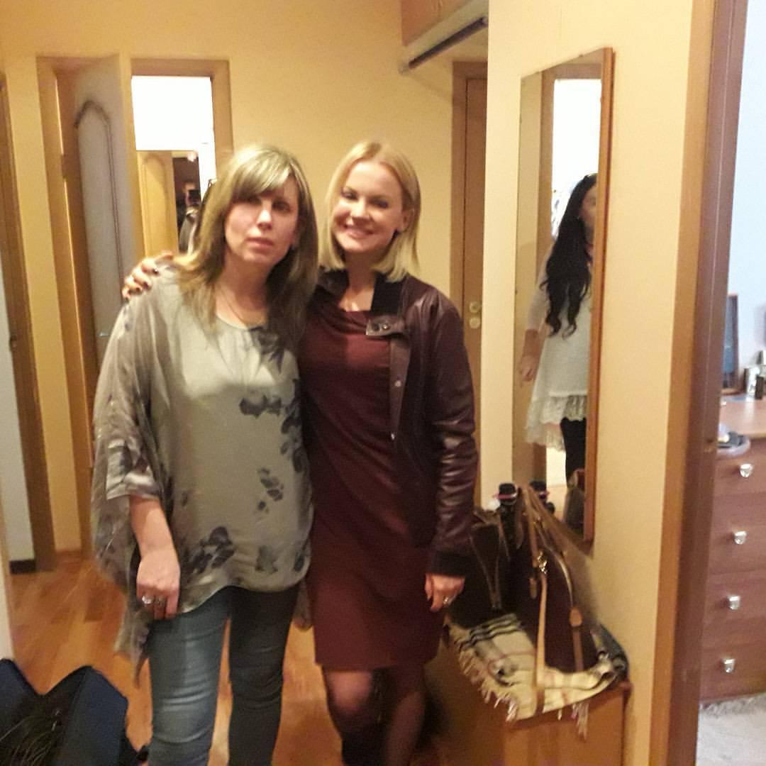 съемки другой мир Ирина Ортман 2017 март